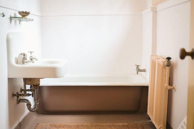 Gabaryty łazienek często stanowią problem