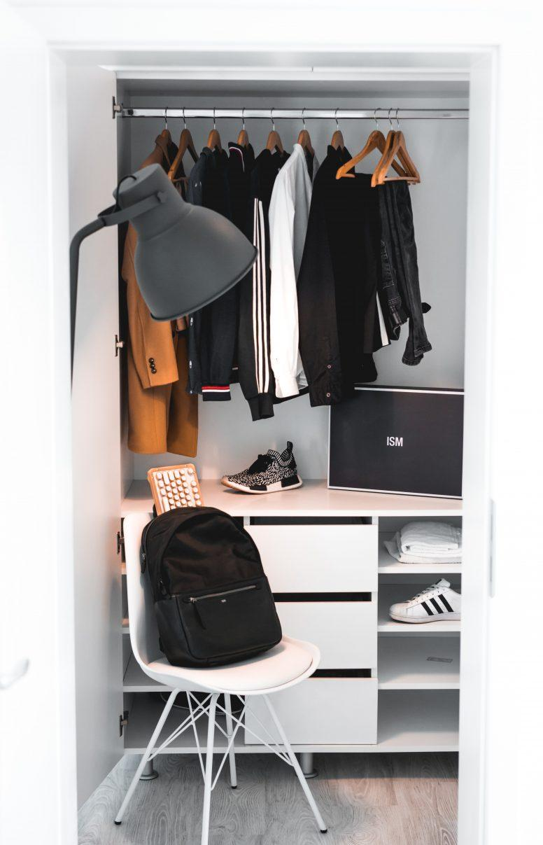 Nie każde ubranie powinno lądować w szafie