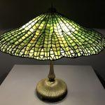 Zielona Lampa Tiffany